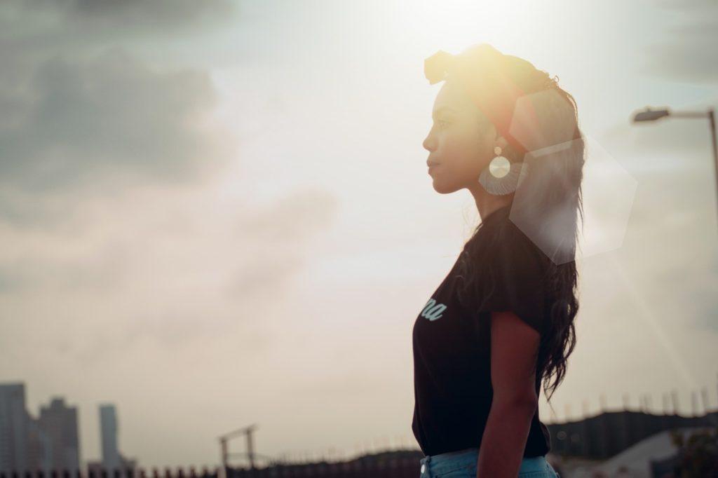 Woman Model Sunset Sunshine Young  - jump1987 / Pixabay